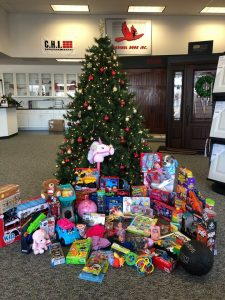 Toys For Tots Cardinal Door Inc